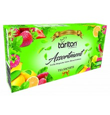 TARLTON Assortment 5 Flavour Green Tea 100 x 2 g