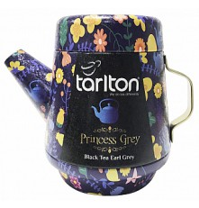 TARLTON Tea Pot Princess Grey Black Tea plech 100 g