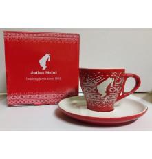 Julius Meinl Espresso vánoční šálek 1 ks