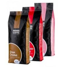 Mami's Caffé degustační set zrnková káva 3 x 1000 g