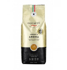 O'Ccaffé Crema e Aroma 100% Arabika zrnková káva 1000 g