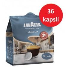 Lavazza Classico kávové kapsle Senseo 36 ks