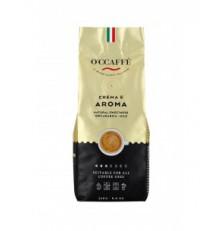 O'Ccaffé Crema e Aroma 100% Arabika zrnková káva 250 g