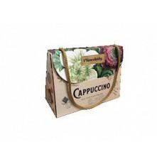 Chocomax kabelka Chocolady Cappuccino 170 g