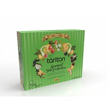 TARLTON Assortment Presentation Green Tea 60 x 2 g