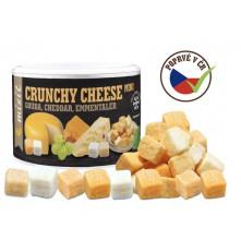 Mix křupavých sýrů: Gouda, Čedar, Ementál 135 g