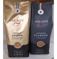 O'Ccaffé Espresso Classico + Crema e Aroma 2 x 1000 g