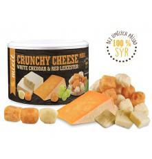 Křupavý sýr White Cheddar & Red Leicester 70 g