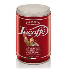Lucaffé Classic mletá káva dóza 250 g