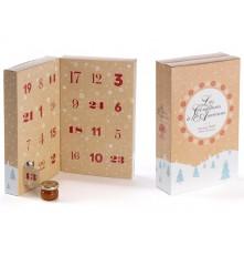 Adventní kalendář plný džemů