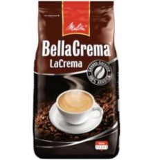 Káva zrnková Melitta Bella Crema Lacrema 1000 g