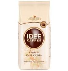 J. J. Darboven Idee Kaffee Classic Caffé Crema káva zrnková 1000 g