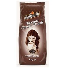 Van Houten Temptation horká čokoláda 1000g