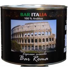 Káva zrnková Bar Italia Miscela Bar Roma 100% Arabica 1000 g